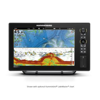 Эхолот Humminbird SOLIX 12 CHIRP GPS