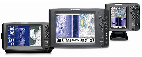 Эхолоты Humminbird с технологией Side Imaging