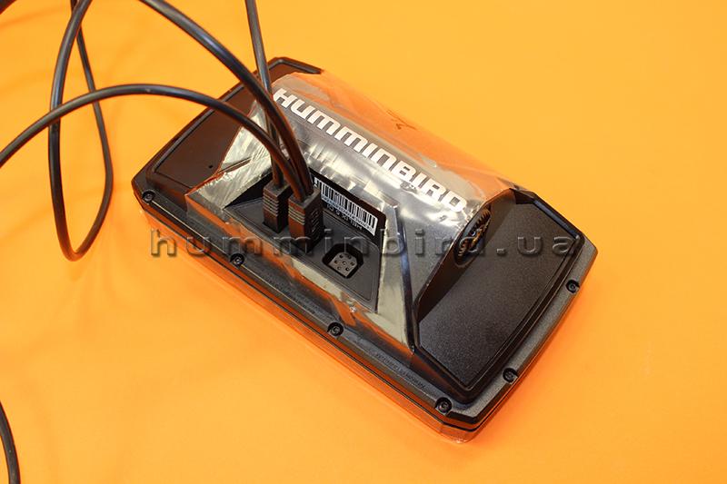 Подключение внешнего GPS к эхолотам Humminbird Helix 5 и Helix 7